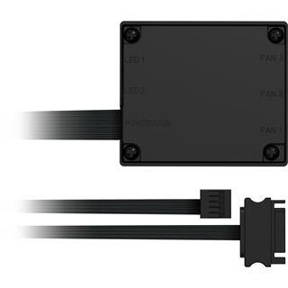 NZXT RGB Fan Controller, Licht- und Lüftersteuerung 3-Kanal,
