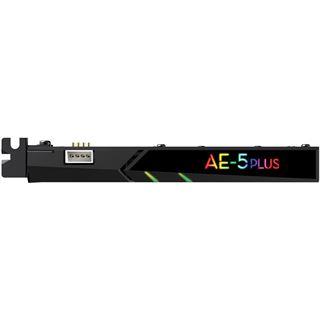 Creative Sound BlasterX AE-5 Plus Hi-Res Gaming Soundkarte / DAC -