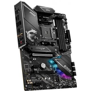 MSI MPG B550 Gaming Edge WIFI AMD B550 So.AM4 Dual Channel DDR4 ATX