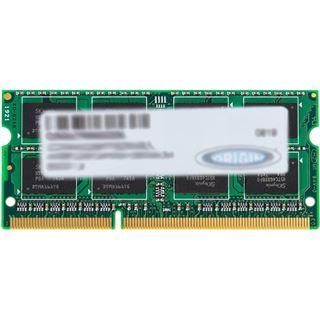 2GB (1x 2048MB) Origin Storage DDR3 1066 SODIMM 2RX8