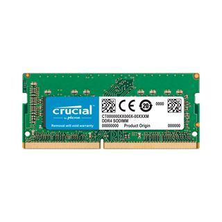 16GB Crucial DDR4-2666 SO-DIMM CL19, Single (CT16G4S266M)