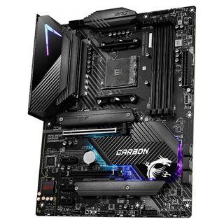 MSI MPG B550 Gaming Carbon WIFI AMD B550 So.AM4 Dual Channel DDR4 ATX