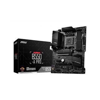MSI B550-A Pro, ATX, So.AM4, (7C56-002R)