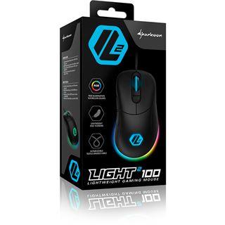 Sharkoon Light² 100 USB schwarz (kabelgebunden)
