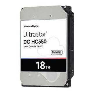"18000GB WD Ultrastar DC HC550 0F38353 512MB 3.5"" (8.9cm) SAS"