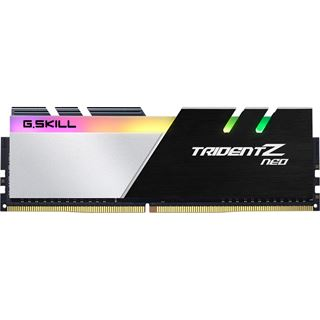 64GB G.Skill Trident Z Neo DDR4-2666 DIMM, CL18, Dual-Kit (2x32GB),