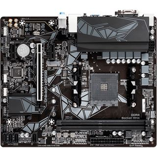 Gigabyte B550M Gaming µATX, So.AM4