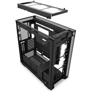 NZXT H710i Midi Tower ohne Netzteil schwarz
