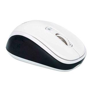 Manhattan Dual-Mode Maus Bluetooth und 2,4GHz USB weiss