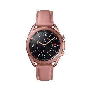 Samsung Galaxy Watch 3, Mystisches Bronze, Smartwatch aluminium 41mm