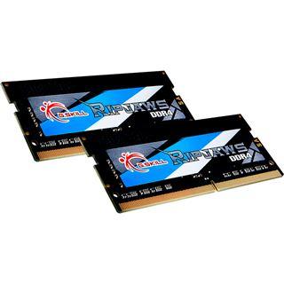 64GB G.Skill DDR4-3200 SODIMM, CL22, Dual-Kit (2x32GB) PC 3200 CL22