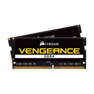 64GB Corsair Vengeance DDR4-2400 SODIMM, CL16, Dual-Kit (2x32GB)