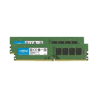 32GB Crucial DDR4-3200 DIMM CL22 Dual Kit