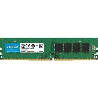 16GB Crucial Dual Rank DDR4-2666 DIMM CL19 Single