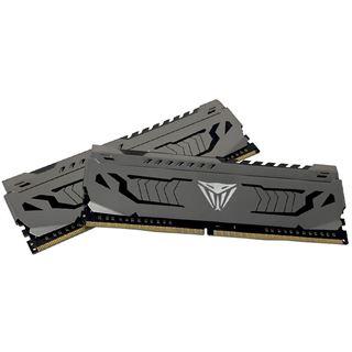 8GB Patriot Viper Steel DDR4-3200 DIMM CL16 Dual Kit