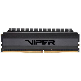 64GB Patriot Viper 4 Blackout DDR4-3600 DIMM CL18 Dual Kit