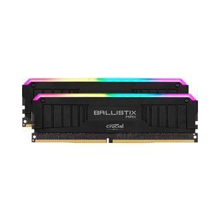 16GB Crucial Ballistix MAX RGB DDR4-4000 DIMM CL18 Dual Kit