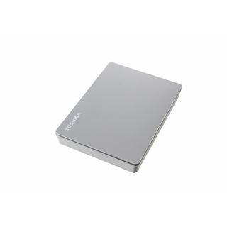 2000GB Toshiba Canvio Flex silber, USB 3.0 Micro-B (HDTX120ESCCA)