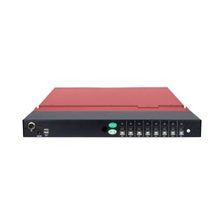 "Inter-Tech IPC 19"" LED KVM AS-9108 HLS, HDMI"