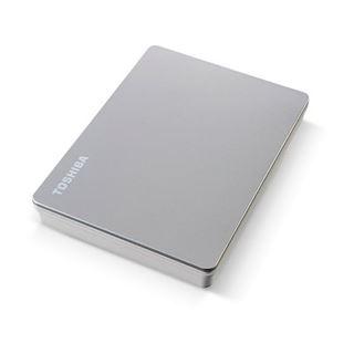 4000GB Toshiba Canvio Flex silber USB 3.2 Gen 1 (HDTX140ESCCA)