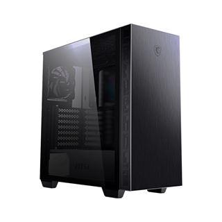 MSI MPG Sekira 100P mit Sichtfenster Midi Tower ohne Netzteil schwarz