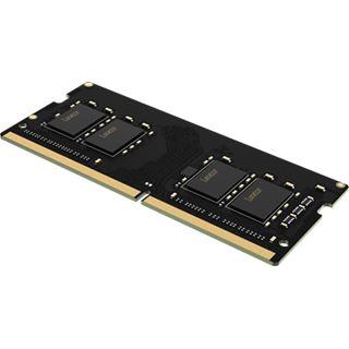 8GB Lexar DDR4-3200 SODIMM, CL19, Single (LD4AS008G-R3200GSST)