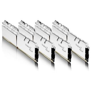 128GB G.Skill Trident Z Royal silber DDR4-3600 DIMM CL16 Quad Kit