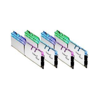 128GB G.Skill Trident Z Royal silber DDR4-4000 DIMM CL18 Quad Kit