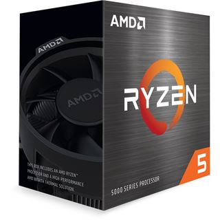 AMD Ryzen 5 5600X 6x 3.70GHz So.AM4 BOX