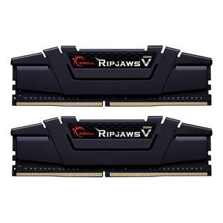 64GB G.Skill RipJaws V schwarz DDR4-3600 DIMM CL16 Dual Kit