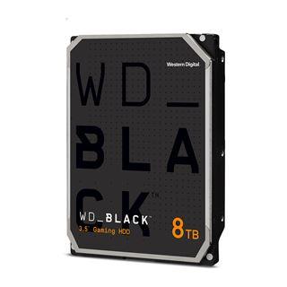 """8000GB WD Black WD8001FZBX 7.200U/min 256MB 3.5"""" (8.9cm) SATA"""