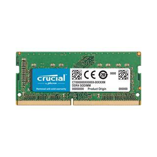 32GB Crucial Memory for Mac, DDR4-2666 SODIMM, CL19, Single