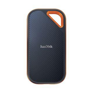 2000GB SanDisk Extreme Pro 2000MB/s Portable SSD, USB-C 3.1