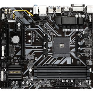 Gigabyte B450M DS3H V2 AM4 B450/DDR4/mATX