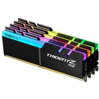64GB G.Skill Trident Z RGB DDR4-3600 DIMM CL14 Quad Kit