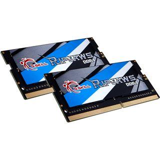 32GB G.Skill Ripjaws DDR4-2666 SO-DIMM CL19 Dual Kit