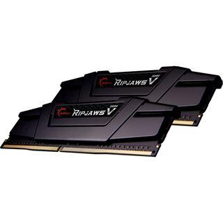 32GB G.Skill Ripjaws V - DDR4 - 32 GB Set: 2 x 16 GB - DIMM 288-PIN -