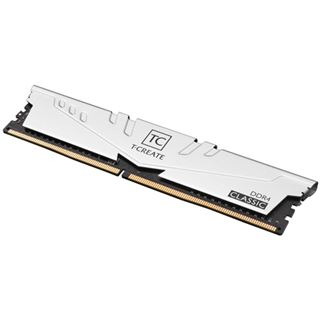 64GB TeamGroup T-Create Classic 10L DDR4-2666 DIMM CL19 Dual Kit