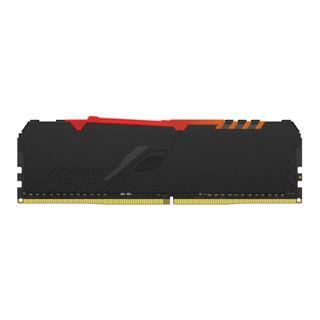32GB Kingston FURY RGB DDR4-2400 DIMM CL15 Dual Kit