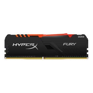 16GB HyperX FURY RGB DDR4-3200 DIMM CL16 Single
