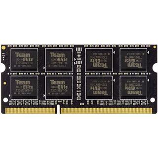 8GB TeamGroup Elite, DDR3L-1600 SODIMM, CL11, Single