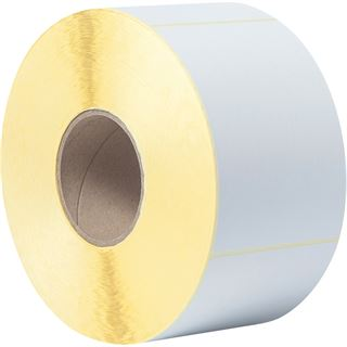 Brother COATED PAPER WHITE 1440PCS/ROL