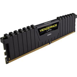 64GB Corsair Vengeance LPX schwarz, DDR4-4000 DIMM, CL18, Quad-Kit