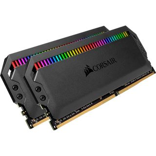 32GB Corsair Dominator Platinum RGB für AMD DDR4-3600 DIMM CL18