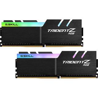 64GB G.Skill Trident Z RGB DDR4-4000 DIMM CL18 Dual Kit