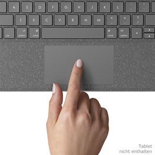 Logitech Folio Touch Tablet-Case für: iPad Air 4. Gen.