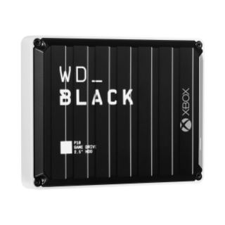 2000GB WD Black P10 Game Drive for Xbox One, USB 3.0 Micro-B