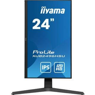 """23,8"""" (60,47cm) iiyama ProLite XUB2496HSU-B1 schwarz 1920x1080"""