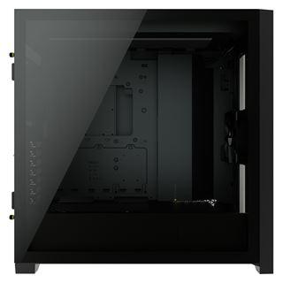 Corsair 5000D Midi Tower ohne Netzteil schwarz