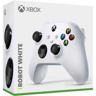 Microsoft Xbox Series X Wireless Controller robot white (Xbox SX/Xbox